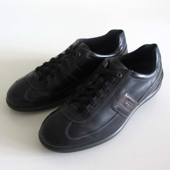 38c05dece4 ECCO Chandler black low-top dress sneakers 44 / 10
